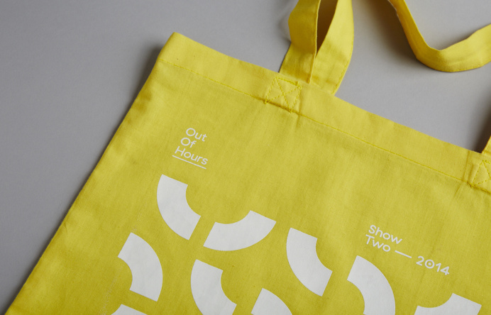 Out Of Hours, Show Two branding by A.N.D. Studio