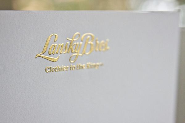 Lansky Bros.   The Beauty of Engraving #engraving #type #script