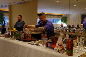 The Push For Education at the 2018 Bourbon Classic | The Alcohol Professor