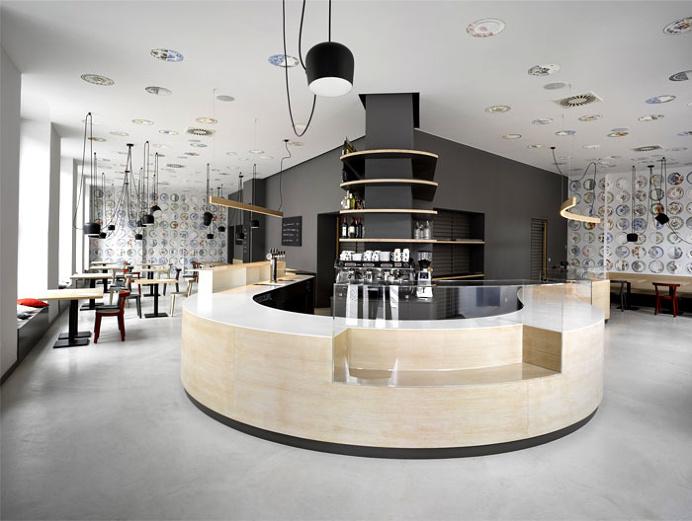 Bistro Decor by JRA - #restaurant, #bistro