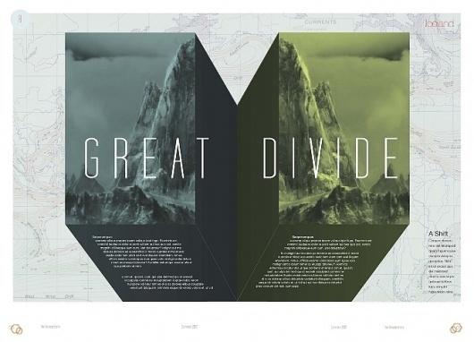 D. Amellio Design #magazine #science #publication