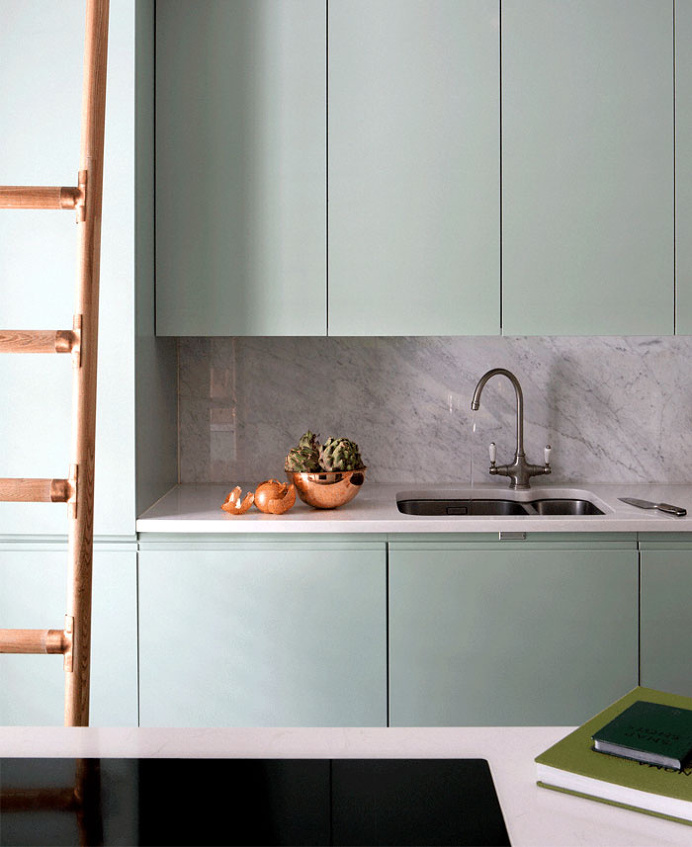 London Residence by Kingston Lafferty Design
