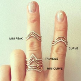 funky wedding jewelry