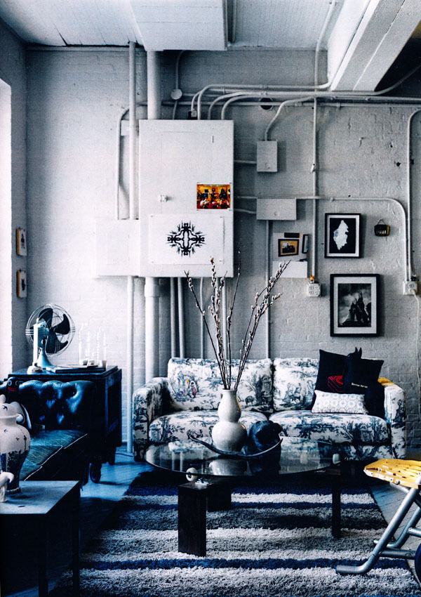 AmandaTalbot_1b #couch #blue #home