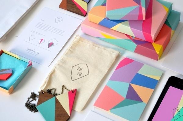 Friday Inspiration 173 #colorful #identity #geometric