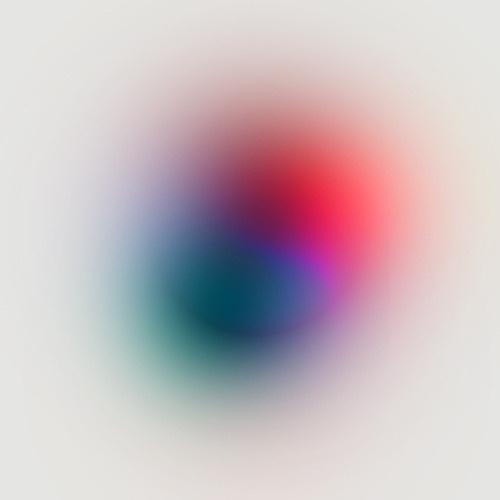 Gradients of gradients #blur #mode #default #network #glitch #colour #electronic