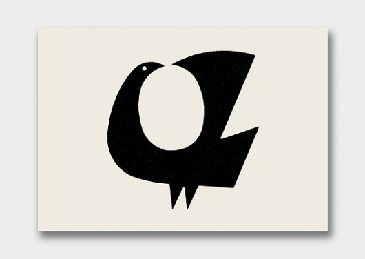 Modernist Bird-Themed Logo Designs From the 60s and 70s #logo #70s #60s #bird