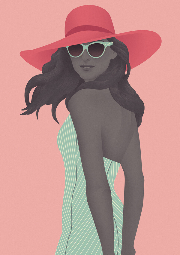 Myrorna by Jack Hughes — Agent Pekka #illustration #people