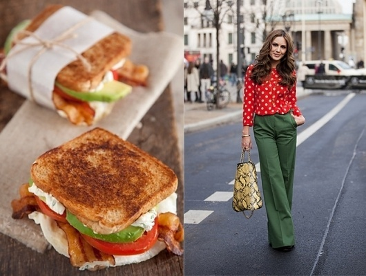 Miss Moss : Food & Fashion #fashion #food