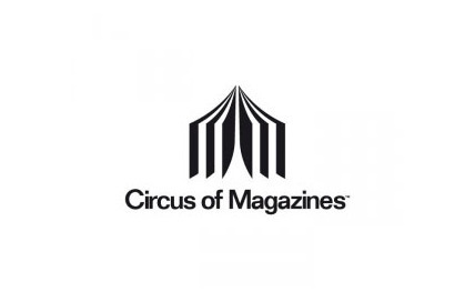 30 Clever Examples of Negative Space Logos #circus