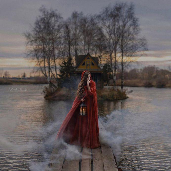 Fabulous Beauty and Fine Art Portrait Photography by Irina Dzhul