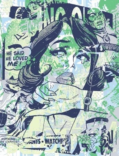 The Art of Greg Gossel #gossel #north #greg #prints #of #print #screen #poster #art #america #burlesque