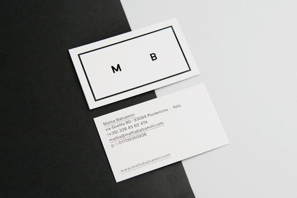 MB — Visit card #woitportfolio #http