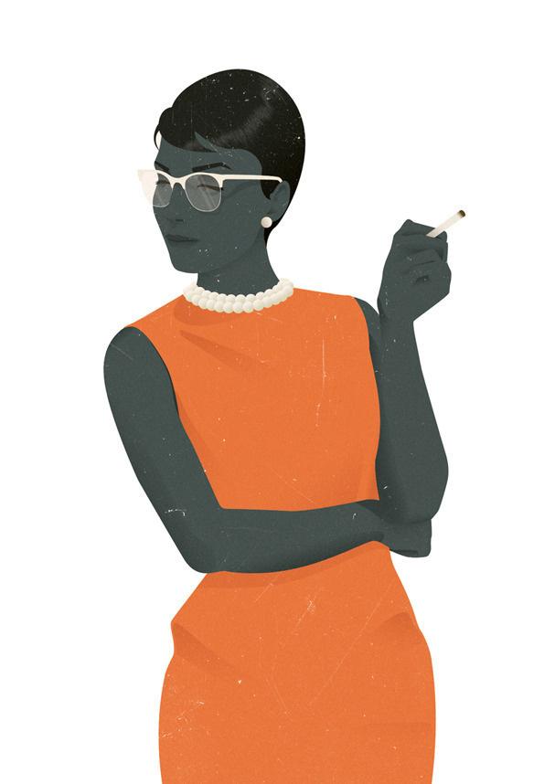 Jackhughes5 #illustration #60s #style