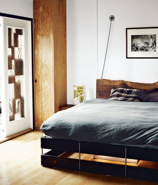 Adjustable Bed Compact House8 #interior #design #decor #deco #decoration