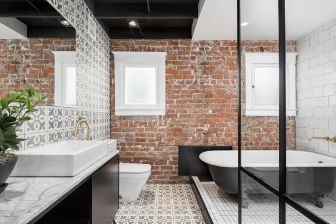 bathroom design #interiors