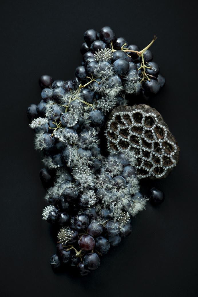 Dandelion by Isabelle Chapuis and Duy Anh Nhan Duc | iGNANT.de #photo #dandelion #grapes