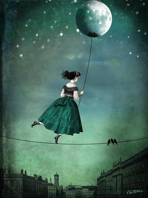Mixed media Illustrations by Catrin Welz-Stein #stein #illustrations #welz #catrin #mixed #media