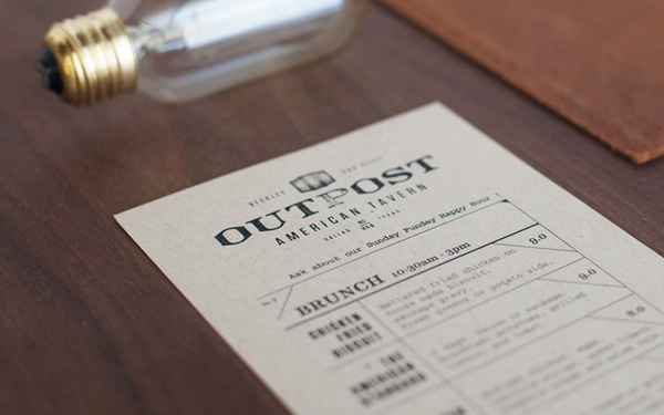 Outpost #logo #worn #outpost