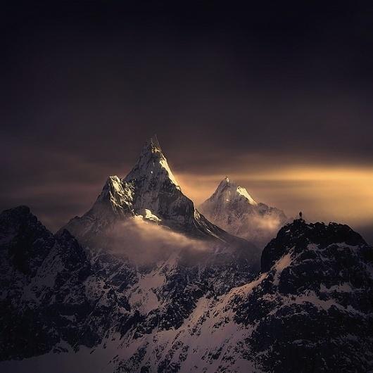 Inspiration Gallery 138 « Tutorialstorage | Photoshop tutorials and Graphic Design #mountain #photography