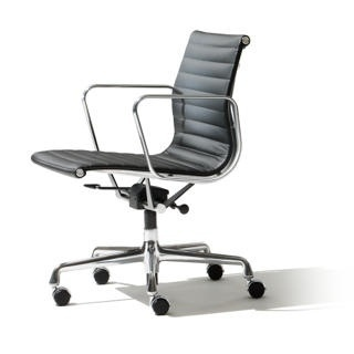 Eames Aluminum Management Pneumatic - Vicenza, Apple ($500+) — Svpply #miller #aluminum #chair #herman #eames