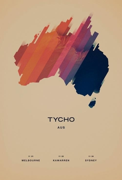 Graphic design inspiration #tycho
