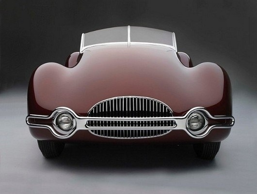 Piccsy :: Buick Streamliner | 1948 #design #car
