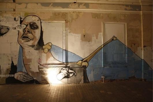 Best-Ever   Escape Into Life #streetart #best #stencil #ever #art