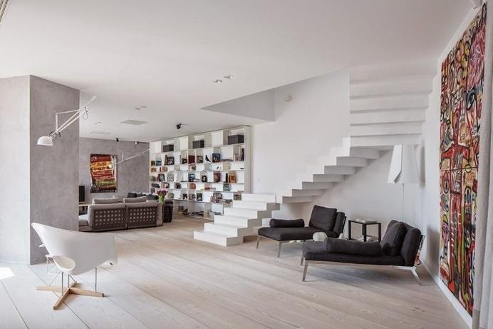 G House by Nuca Studio #hoooooomecom #interiors #living #ideas #minimal #room