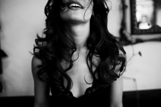 i like that #hair #photography #blackwhite #girl