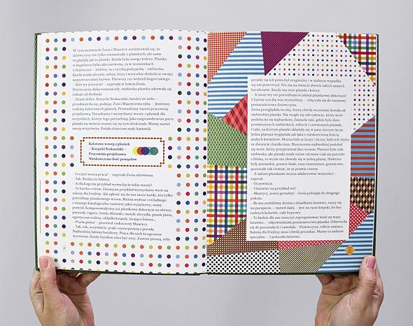 Wokabularz ~ Lupus Libri Blog o ładnych książkach i fajnych komiksach #dots #spread #text #vocabulary