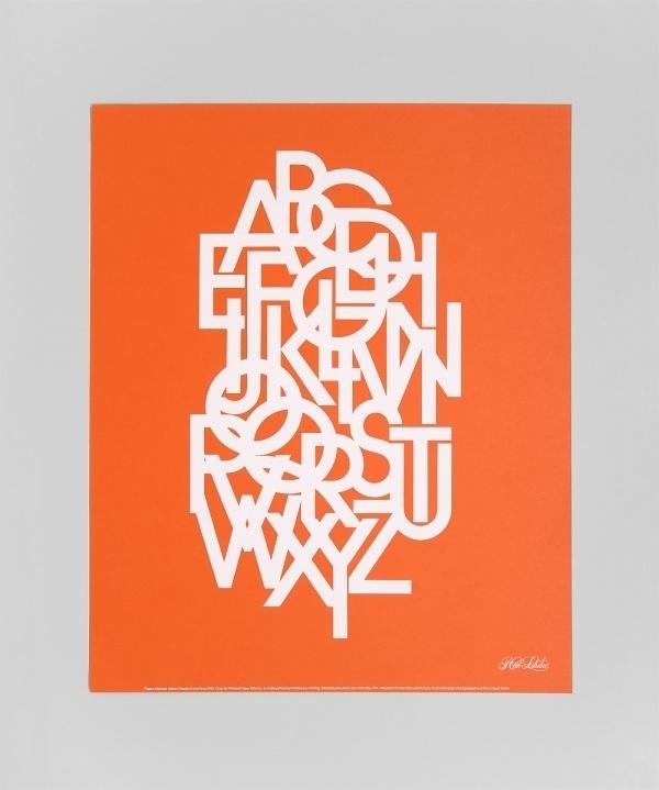 2.2.1-Posters_095.jpg 1,000×1,199 pixels #herb #lubalin #in #avant #garde #set #alphabet #imprint #type