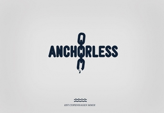 PLASTIC KID #logo #anchor #nautical