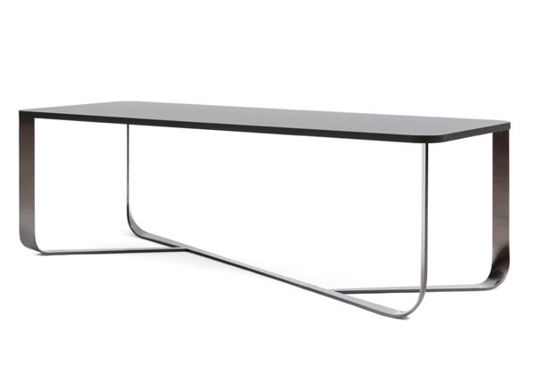 Table Confluence by Xavier Lust - #design,#furniture,#modernfurniture, design, furniture, #table
