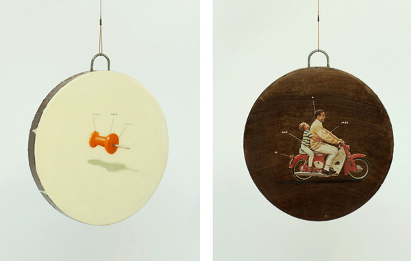 Oliver Jeffers Painting