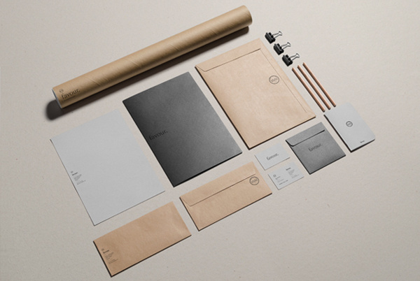 Favour Brand on Behance #identity