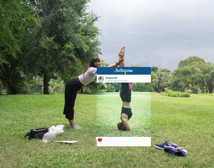 What Really Goes on Outside of Instagram's Photos