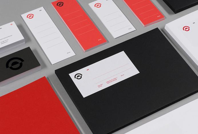 Stir by Bielke+Yang #brand design #stationery