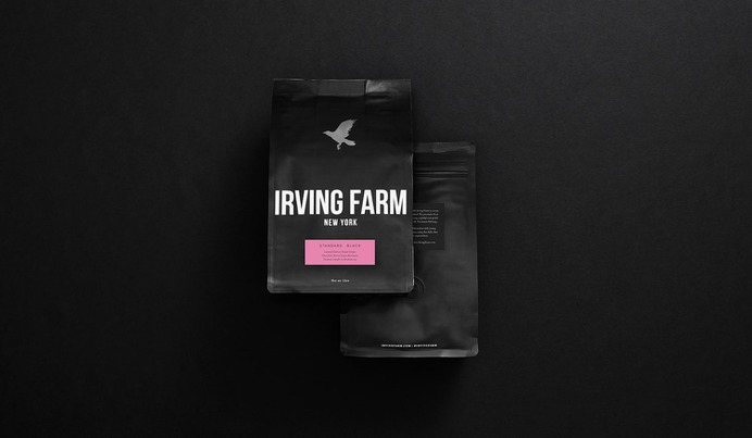 Standard Black x Irving Farm — Charity Project for Coffee Kids - Mindsparkle Mag Project for Coffee Kids - Mindsparkle Mag Standard Black partnered with Irving Farm to create Standard Black x Irving Farm — Charity Project for Coffee Kids – a special limited edition blend. Each bag sold will benefit CoffeeKids.org, a non-profit organization that helps the next generation of coffee farmers. #logo #packaging #identity #branding #design #color #photography #graphic #design #gallery #blog #project #mindsparkle #mag #beautiful #portfolio #designer