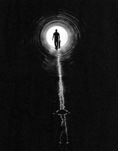 SerialThriller™ #white #black #photography #skate #silhouette #and