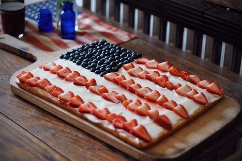 My country tis of thee! (52 photos) : : theCHIVE #cake #america #pride