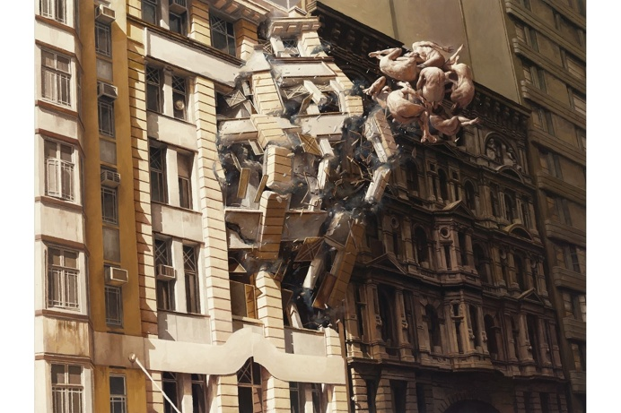 Immaterial - Jeremy Geddes Art