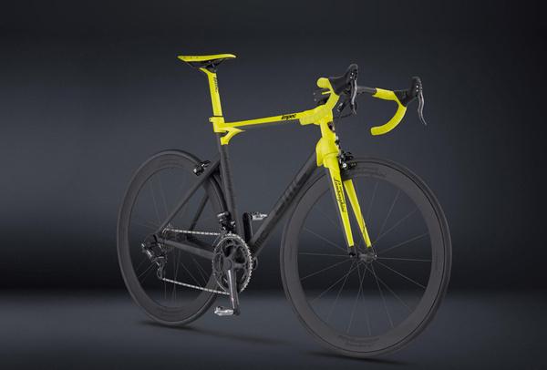 Lamborghini x BMC Switzerland Bike @ ShockBlast #tech #design #carbon #bike