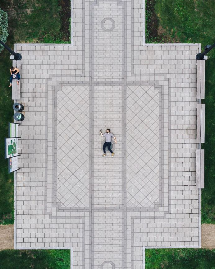 Striking Drone Photography by Martin Reisch