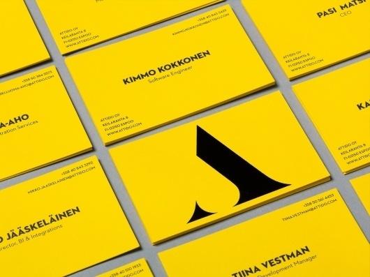 Attido | New Grids #design #graphic