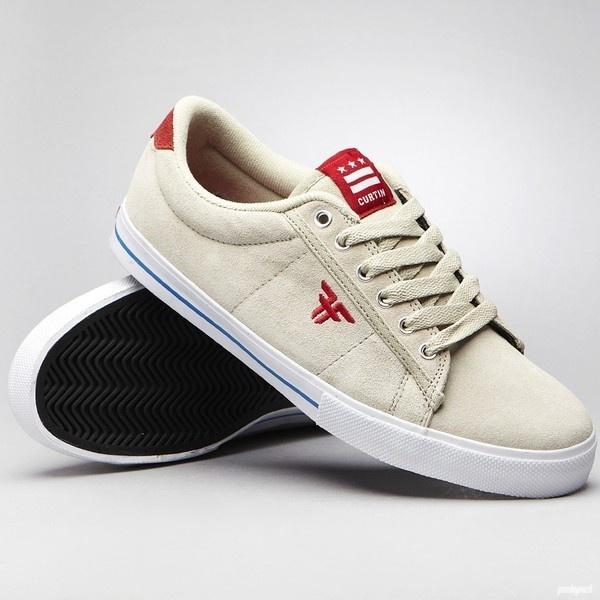 "Skor ""Bomber"" Bone/Red/Royal #sneakers"