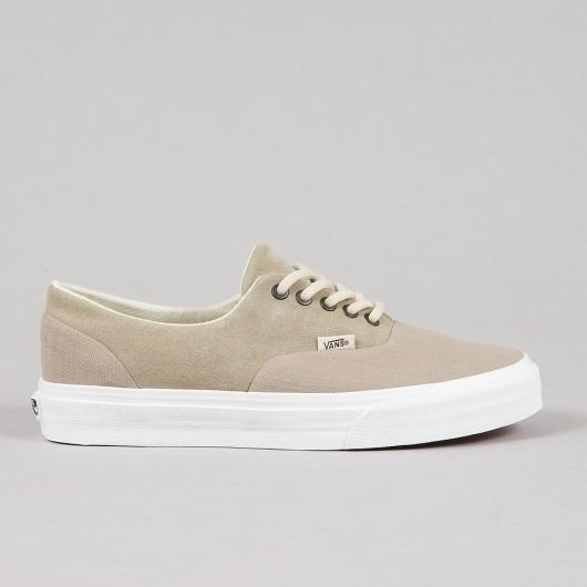 Flatspot - VANS ERA REISSUE NS CA (HERRINGBONE) DUNE #sneakers #vans #suede #trainers #footwear