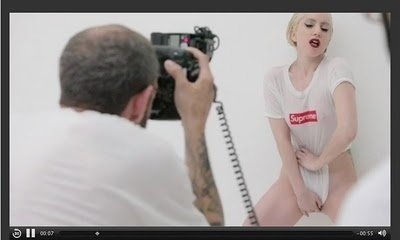 BEGINBEING: curated inspiration #gaga #girl #photoshoot #photography #terry #richardson #lady