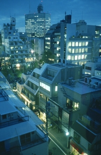 growing up #lights #night #tokyo #photography #buildings