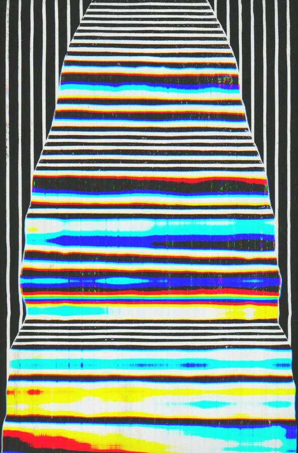 Amélie Petit Moreau   PICDIT #black #design #glitch #art